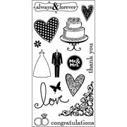 Art Warehouse Clear Stamps x Sheet - Wedding Kelly Stamps, Craft App, Hampton Art, Arts And Crafts, Paper Crafts, Thing 1, Stamp Pad, Scrapbook Supplies, Scrapbooking