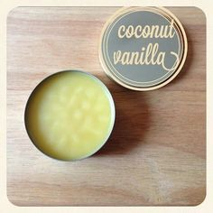 DIY: Coconut-Vanilla Moisturizer, Recipe and Tutorial...want to try this, the smell reminds me of Summer!