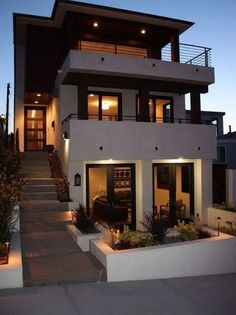 Architecture Design, House Architecture Styles, Plans Architecture, Facade Design, Chinese Architecture, Futuristic Architecture, Modern Exterior House Designs, Architectural Design House Plans, Modern House Design