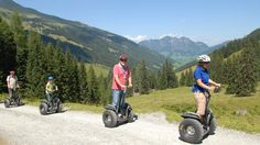 Segway in Alpbach Guided tour Tour Guide, Trekking, Baby Strollers, Bicycle, Marvel, Tours, Children, Summer, Outdoor