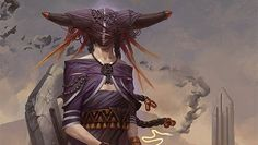 The Watchers by Peter Mohrbacher - http://www.designideas.pics/the-watchers-by-peter-mohrbacher/