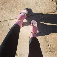 Dune London Instagram - Shop Mylow #dunelondon #startwiththeshoes #ladies mylow #shoot #thismorning #abbeyroad #london #startwiththeshoes #aloveaffairwith #lilac #sparkly #socks #asos #rosegold #heels #summer #shadow #fashion #fashionblogger