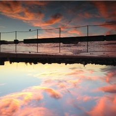 Beautiful morning in Bondi #capturethecover #bondibeach #seeaustralia #beachpool