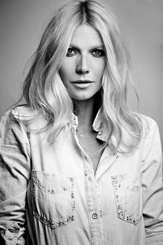 Gwyneth Paltrow_ long bob with relaxed waves #hair