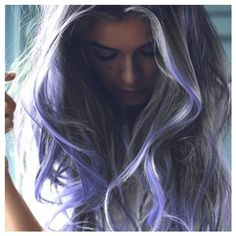 10 Best Hair Chalk Hairstyles To Make You Stand Out | Beauty High