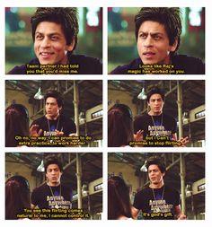 Raj can't stop flirting. Rab Ne Bana Di Jodi