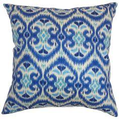 The Pillow Collection Zhambyl Ikat Pillow, Ocean by The Pillow Collection, http://www.amazon.com/dp/B00CO3MHRU/ref=cm_sw_r_pi_dp_13Vssb08J83HR