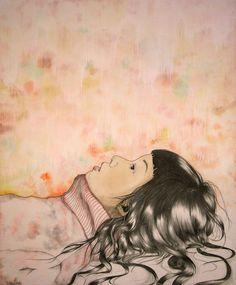 Daydreamin' Yoshinori Kobayashi illustration