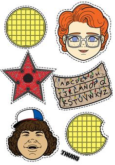 Stranger Things by Thuddleston on DeviantArt Stranger Things von Thuddleston auf DeviantArt Stranger Things Theme, Stranger Things Halloween, Stranger Things Quote, Stranger Things Aesthetic, Stranger Things Season 3, Stranger Things Netflix, Deco Nouvel An, Geeks, Aesthetic Stickers