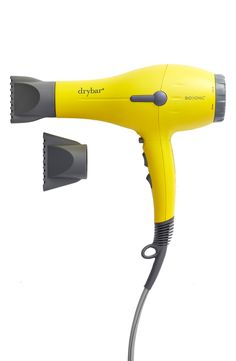 Buy Drybar 'Buttercup' Blow Dryer online, check out our new Drybar 'Buttercup' Blow Dryer collections. Find the best Drybar 'Buttercup' Blow Dryer selection online across all the best stores. Hair Blow Dryer, Best Hair Dryer, Drybar Hair Dryer, Using Dry Shampoo, Hydrate Hair, Medium Short Hair, How To Curl Your Hair, Hair Conditioner, Styling Tools