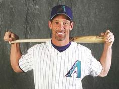Diamondbacks 1999--2006_ Gonzo - Louis Gonzales