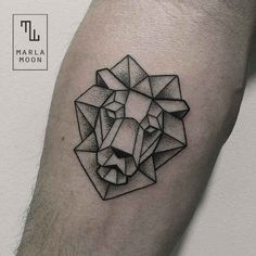 Read Marla Moon Creates The Most Beautiful Geometric Tattoos