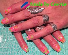 September 2014 LCN Nails by Carrie