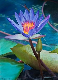 LOTUS....PARTAGE OF GOLD ART.....ON FACEBOOK.......