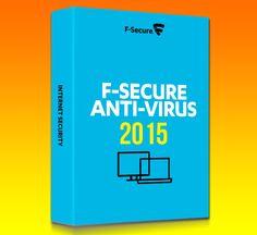 F Secure AntiVirus 2015 Crack and Keygen Free Trial Version