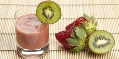 Strawberry Kiwi Smoothie