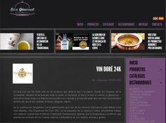 La web Box Gourmet recomienda Vin Doré 24K Gin, Web Box, Blog, Gourmet, Jin