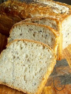 Gotowanie+jest+łatwe:+Chleb+na+zakwasie A Food, Good Food, Food And Drink, Yummy Food, Bread Baking, Baking Soda, Parchment Paper Baking, Baking Basics, Soda Bread