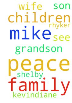 Lord I pray for peace in the family between my children - Lord I pray for peace in the family between my children Kevin,Diane and Mike prayer for peace between me and my son Mike and his wife Shelby so I can see my grandson Rhyker amen  Posted at: https://prayerrequest.com/t/yll #pray #prayer #request #prayerrequest