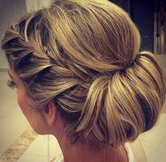 Prom updo perfect