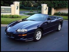 Chevrolet Camaro 2000 | 2000-2009 in Vehicles | Pinterest ...