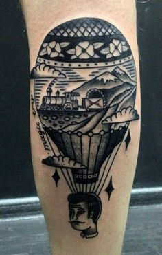 not a fan of the tatted life but a lot of tattoos are really really cool pieces of art, this being one of them