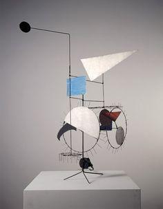 Méta-mécanique Méta-mechanische Skulptur 1955 Jean Tinguely