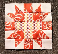 Love this! Star Crossed block #2 by Don't Call Me Betsy, via Flickr @Elizabeth Dackson