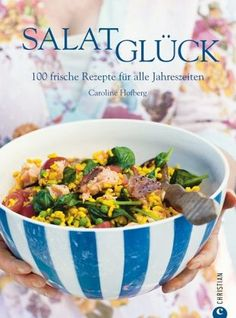 Best salad cook book. I'm loving it.
