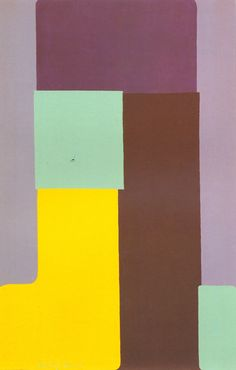 Rudolf Urech-Seon - Eckig, 1948 Switzerland, Kunst