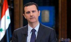 الرئيس السوري بشار الأسد يقول أن الدولة…: الرئيس السوري بشار الأسد يقول أن الدولة مصممة على استعادة كل المناطق السورية من الإرهابيين