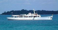 We were so very lucky... Princess Grace Kelly yacht.....she is still beautiful after all these years!