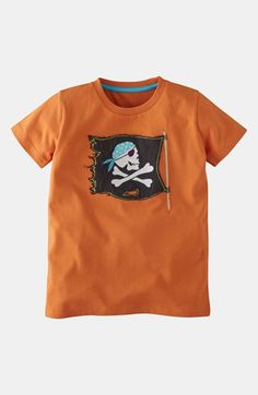 Mini Boden Pirate T-Shirt (Toddler, Little Boys & Big Boys) | Nordstrom  The colors....