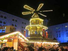 """Munich Residenz Christmas Market"""