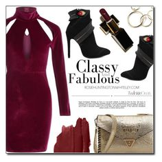 """Classy & Fabulous"" by fashion-pol ❤ liked on Polyvore featuring Whiteley"