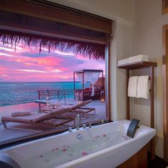 Bali or Maldives. Maldives Luxury Resorts, Hotels And Resorts, Luxury Hotels, Maldives Honeymoon, Luxury Spa, Beautiful Places To Travel, Beautiful Hotels, Amazing Hotels, Wonderful Places