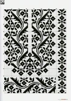 Cross Stitch Bookmarks, Cross Stitch Alphabet, Cross Stitch Embroidery, Embroidery Patterns, Easy Cross Stitch Patterns, Simple Cross Stitch, Cross Stitch Borders, Knitting Charts, Hand Knitting