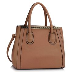 Womens Designer Shoulder Handbags Ladies Celebrity Style Faux Leather Tote Bags