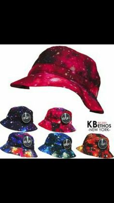 592b3764a54 Bucket Hat Boonie Galaxy Hunting Fishing Outdoor Cap Unisex Cotton NEW