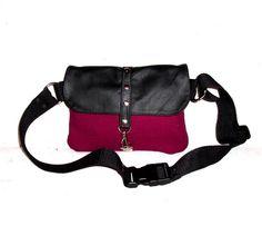 Hüft- & Gürteltaschen - Hüfttasche - ein Designerstück von byKG-Design bei DaWanda