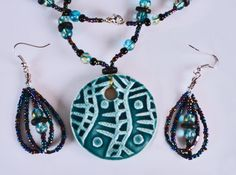 Hey, I found this really awesome Etsy listing at https://www.etsy.com/listing/266411934/tribal-inspired-jewelry