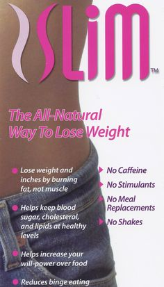 Natural medicine to lose weight