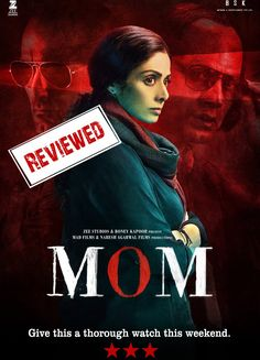 http://bit.ly/2tPAG6E Give this a thorough watch this weekend #MOMTheFilm #sridevi #akshaykhanna #NawazuddinSiddiqui #SajalAli#MovieReview #mom #bollywood #Movie #review #Moviereviews Sridevi Nawazuddin Siddiqui