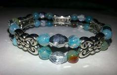 Blue Dragon Veins Bracelet by URBANQUEST on Etsy, $12.95