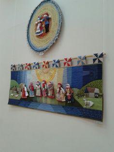 Славянская обереговая кукла г. Челябинск Fabric Dolls, Fabric Art, Landscape Quilts, Cute Dolls, Craft Tutorials, Doll Toys, Textile Art, Crochet Projects, Diy And Crafts