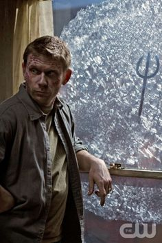 Day 20. Moment you knew you loved Supernatural - Mark Pellegrino as Lucifer aka the original sassy fallen angel! (I got into SPN really late. Like after season 7 had ended. But I loved how they re-imagined all the myths; at least initially. Then it became an angels vs. demons story throughout after season 5) Either way, I just knew I liked it since then