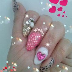 Diva, Nails, Finger Nails, Ongles, Divas, Nail, Godly Woman, Nail Manicure