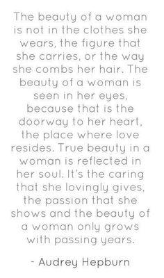 Beauty~ by Audrey Hepburn