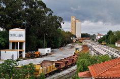 Estação de Mercadorias de Portalegre