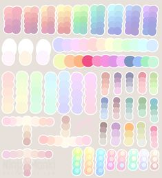 Image result for pastel palette